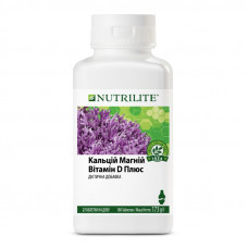 Кальций Магний витамин D плюс 180шт NUTRILITE™