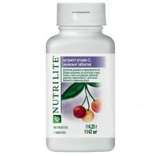 Витамин С жевательные таблетки NUTRILITE™