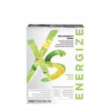 Тройной энергетический комплекс. Вкус лимона и лайма XS™ Pre-Workout Drink
