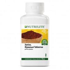 Железо, жевательные таблетки NUTRILITE™